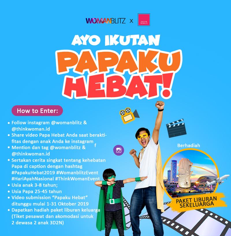 Poster Papaku Hebat Video Competition