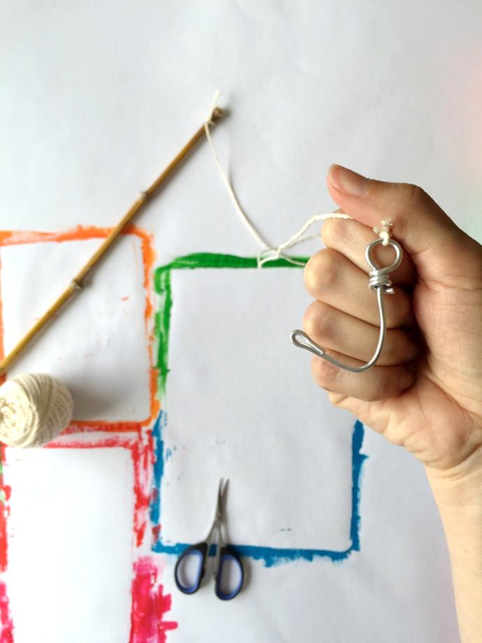 DIY: Paper Cup Fishing Game untuk si kecil