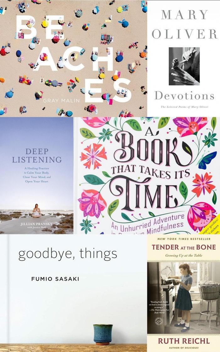10 rekomendasi buku untuk rileks dan menghilangkan stres