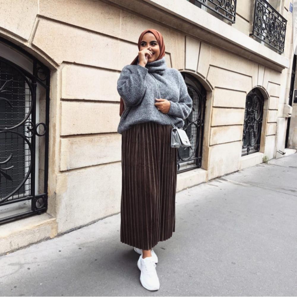 3 Cara Mudah Tampil Stylish dengan Knitwear