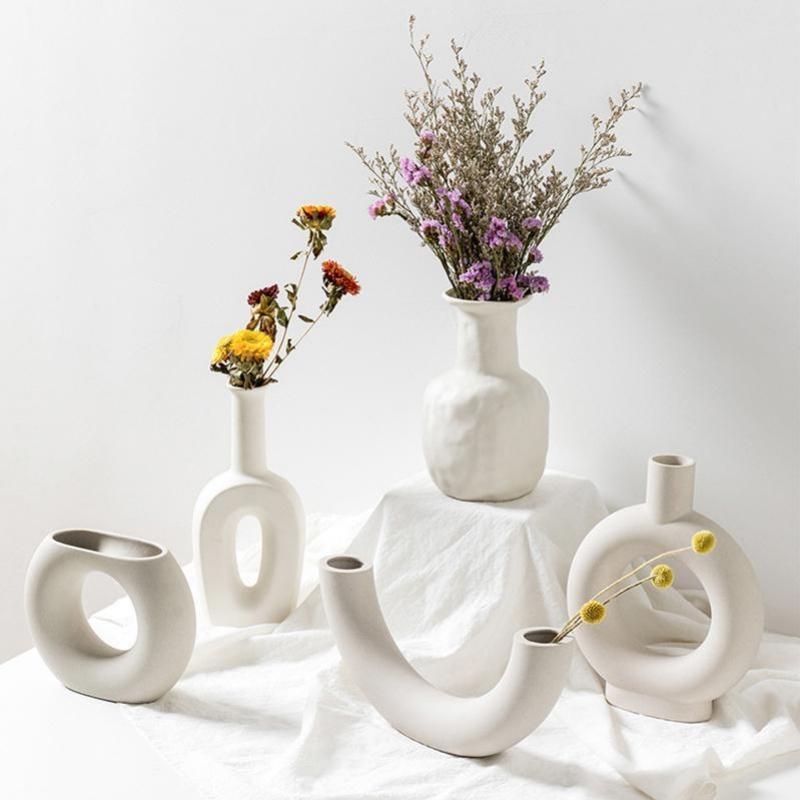 3 Tampilan Vas Bernuansa MInimalis Untuk Dekorasi