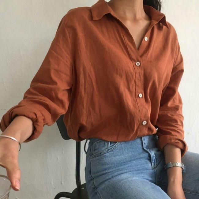 3 Tips Stylish dengan Button Up Shirt