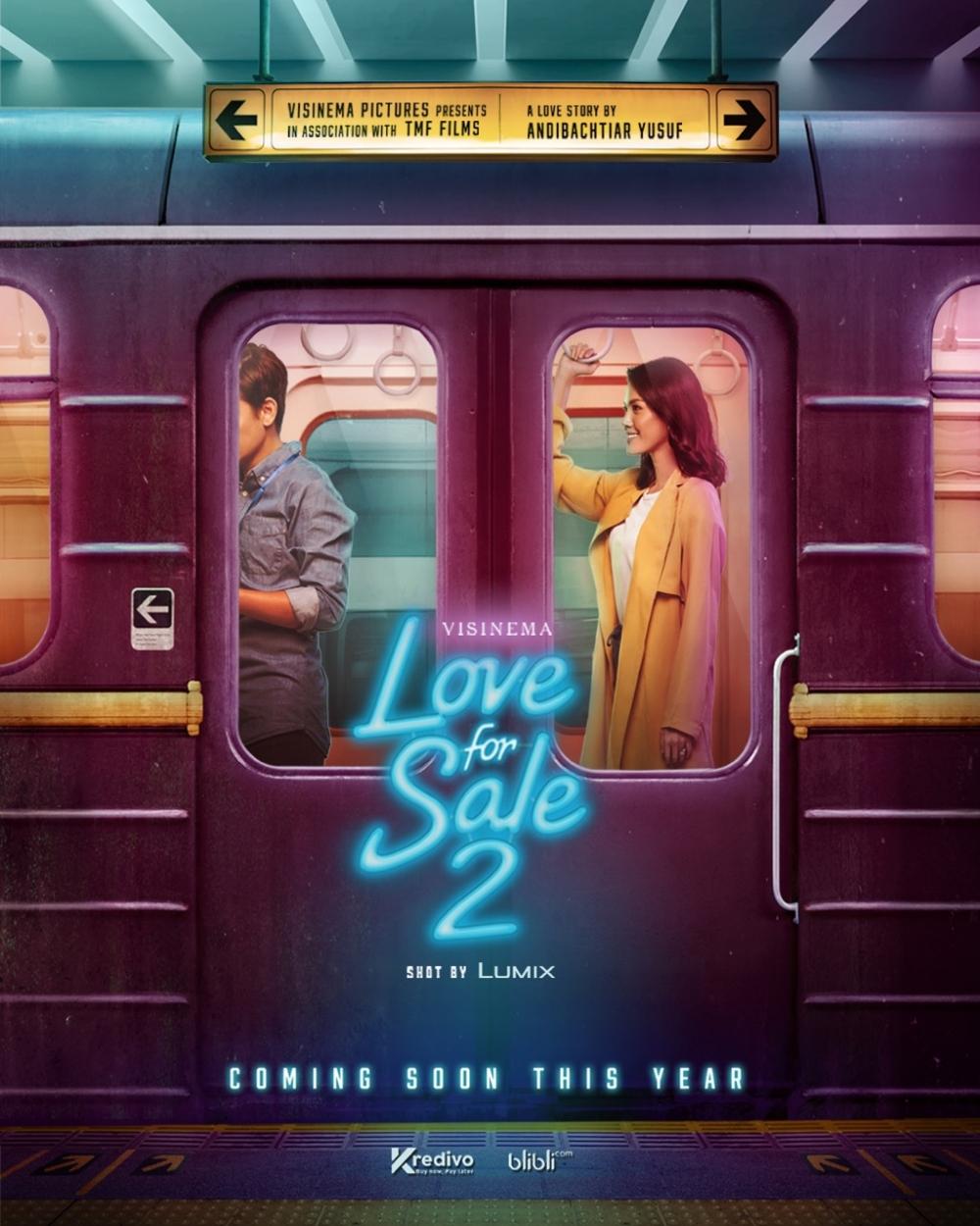 Film Love For Sale 2 Siap Sapa Penggemar dengan Wajah-wajah Baru