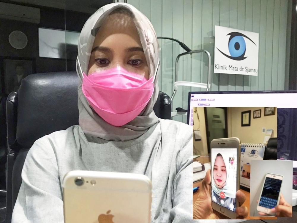 Hadir di Surabaya ! Vio-KMDS, Solusi Mudah Konsultasi Kesehatan Mata Online