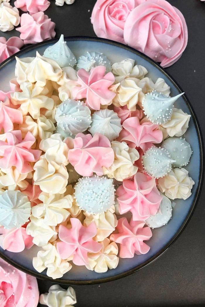 Ide Usaha Dengan Meringue Cookies