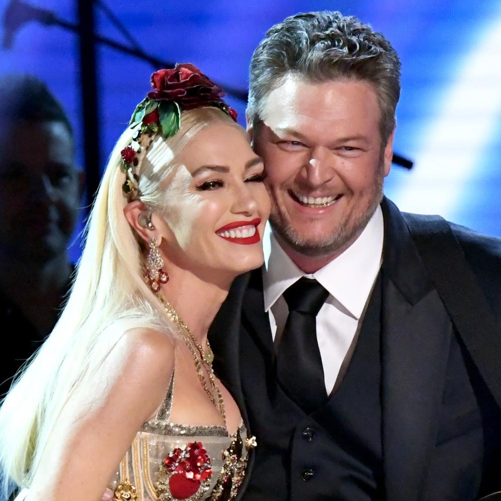 Inilah Kegembiraan Pernikahan Gwen Stefani dan Blake Shelton