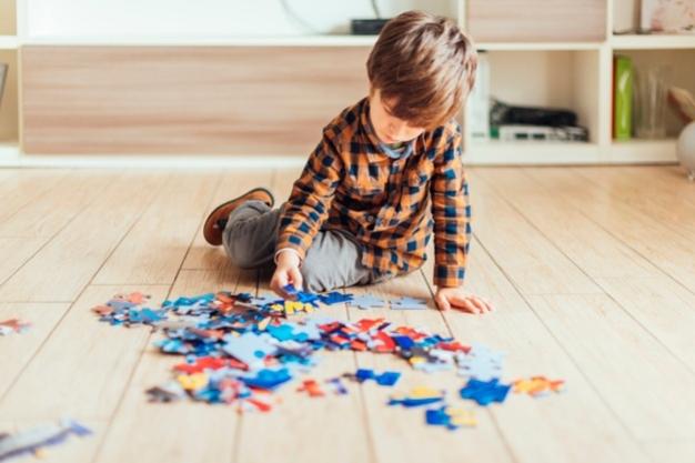 Jenis Permainan Sederhana Untuk Latih Kreativitas Anak