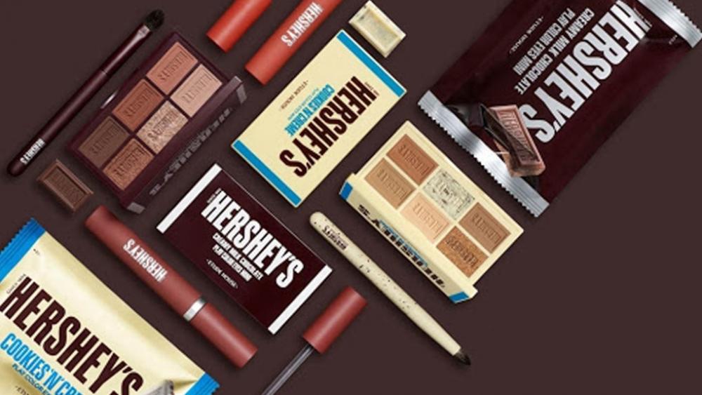 Kolaborasi Etude House x Hersheys, Hadirkan Makeup Berkonsep Cokelat