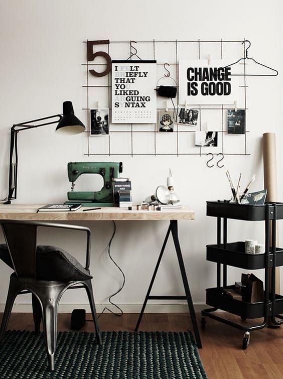 Lakukan Ketiga Cara Ini Agar Meja Kantor Di Rumah Tampak Rapi
