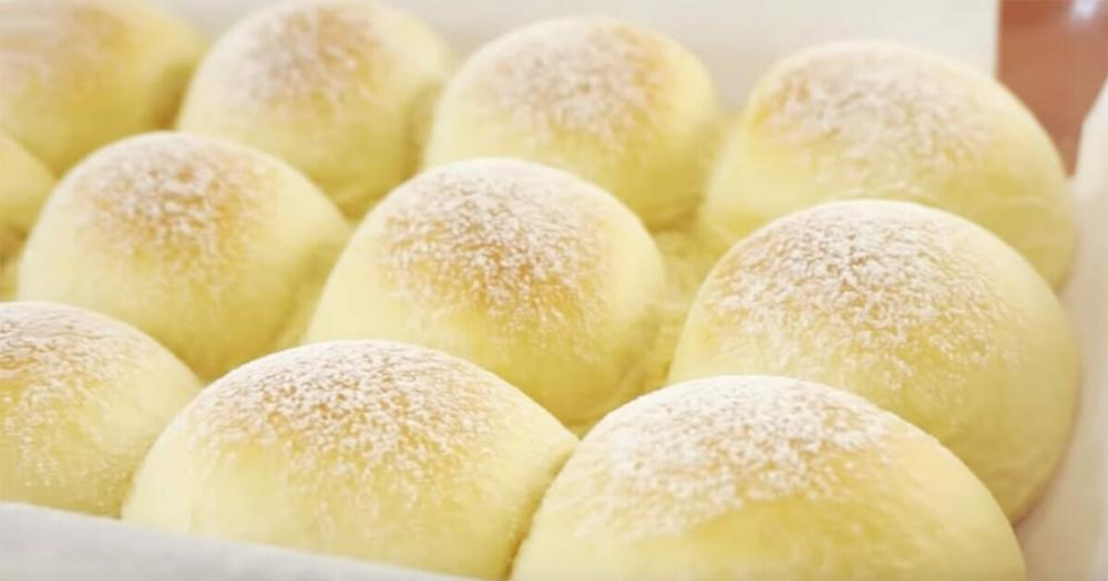 Mengenal Olahan Lembut Japanese Milk Bun