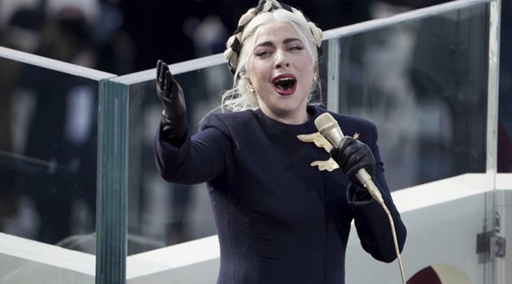 Penampilan Spesial Lady Gaga Pada Pelantikan Joe Biden - Kamala Harris