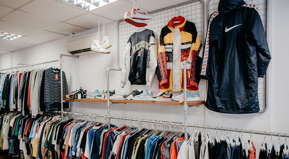 Rekomendasi Thrift Shop Online Bergaya Vintage