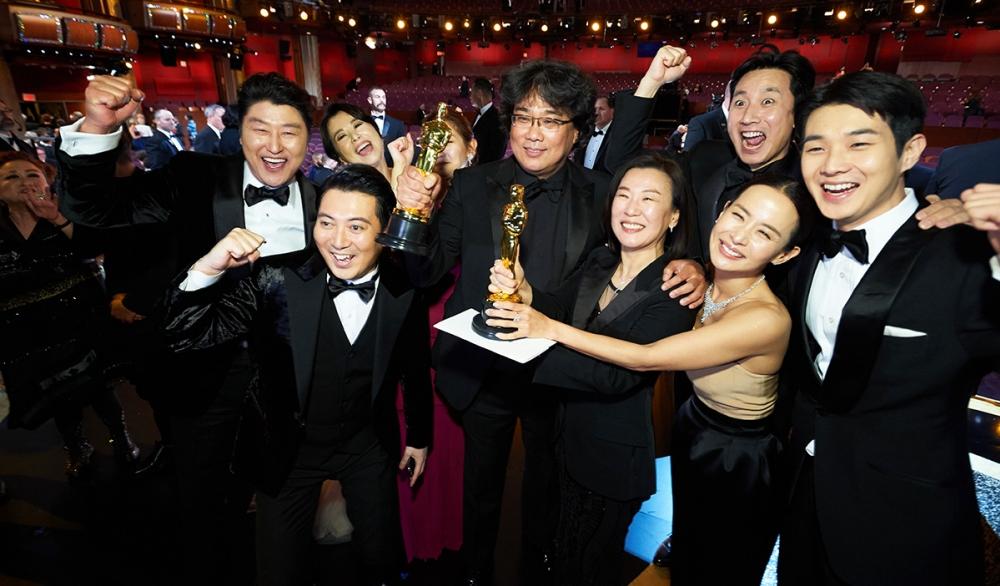 Sederet Prestasi Parasite, Film Pencatat Sejarah di Penghargaan Oscar 2020
