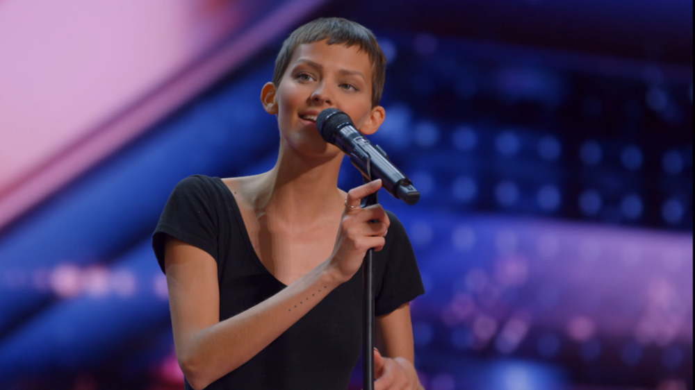 Sosok Nightbirde, Pejuang Kanker yang Lolos di America Got Talent