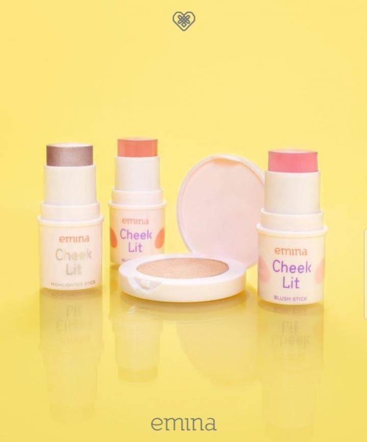 Tips Dapatkan Fresh Look Dengan Produk Terbaru Emina!