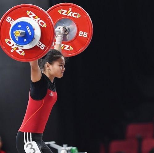 Windy Cantika Aisah Persembahkan Medali Pertama Untuk Indonesia di Olimpiade Tokyo 2020