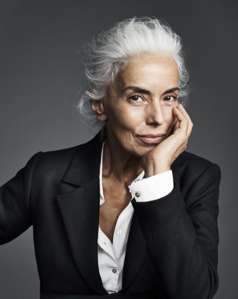 Yazemeenah Rosi, Model Berusia 65 Tahun yang Tetap Berkarya!